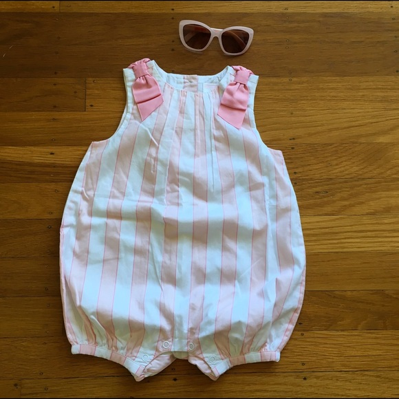 2111d6fb46c Janie and Jack Other - Janie and Jack sunsuit and sunnies ☀️