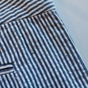 Club Monaco Shorts - 🔻Club Monoco Seersucker Striped Shorts
