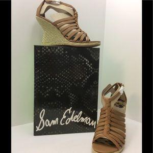 Sam Edelman Shoes - Sam Edelman 'Annabel' Wedge Sandal