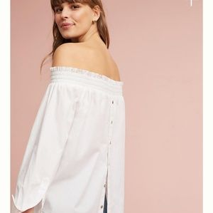 Tantra Off-the-Shoulder Tunic