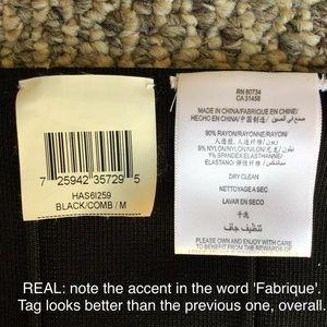 Herve Leger Dresses & Skirts - C/O Herve Leger authentication guide, REAL VS FAKE
