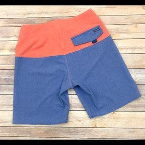 87b8a9ed40 Cova Swim   Shorts Trunks Blue Orange Size 30   Poshmark
