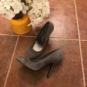 BCBGeneration Shoes - BCBG Generation grey heels