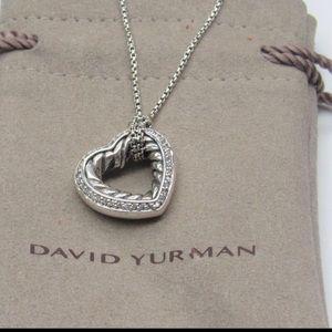 David Yurman Jewelry - ❤️ 24 HR MOTHERS DAY SALE❤️Yurman Diamond Necklace