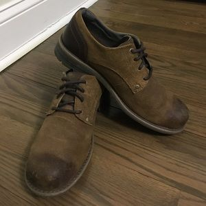 Caterpillar Other - Cat by Caterpillar men's brown leather oxfords
