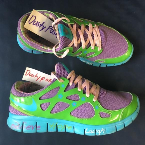 Nike Free Run 2 Mackenzie Doernbecher Sneakers