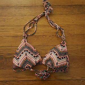 Hobie Other - Hobie tribal print bikini top