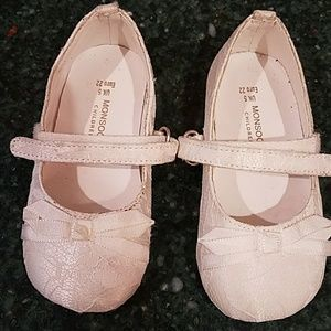 Monsoon Other - Monsoon baby lace shoes uk5