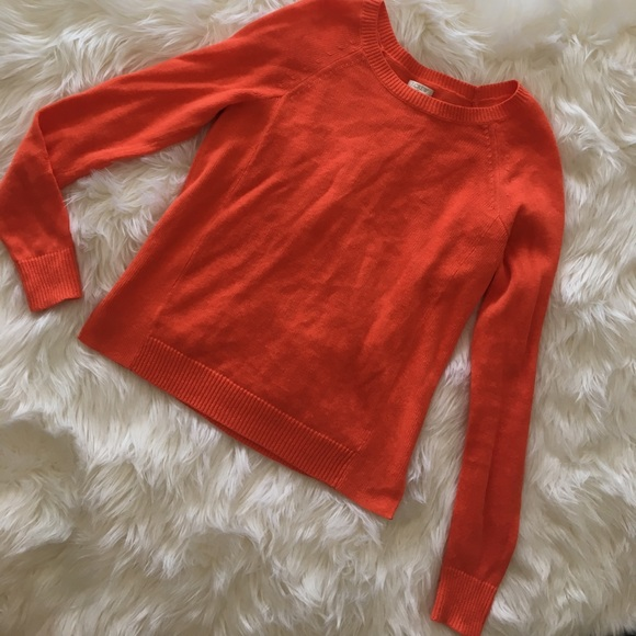 Salmon Colored Sweater