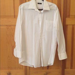 Hugo Boss Other - Men's 16 32/33 Hugo Boss Dress Shirt White
