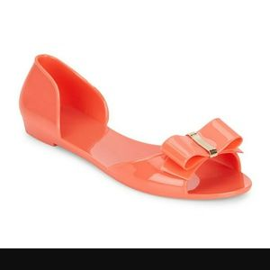 Saks Fifth Avenue Shoes - Saks Fifth Ave Jelly Sandals