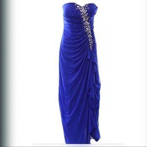 Onyx Dresses & Skirts - Blue Prom, Formal, evening Dress