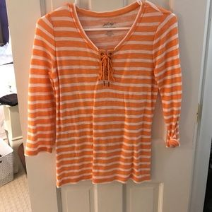 Lord & Taylor Tops - Striped top