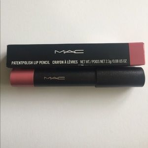 Mac Patentpolish Lip Pencil- Kittenish