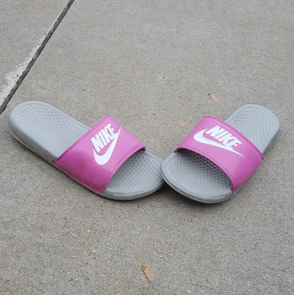 Nike Shoes | Womens Nike Pink White And