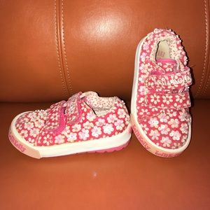 Lelli Kelly Kids Other - LelliKelly Flower Sparkle Shoes