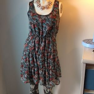 Charlotte Russe Dresses & Skirts - $10 if bundled! Floral Dress
