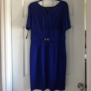 Ellen Tracy Dresses & Skirts - Ellen Tracy blue dress