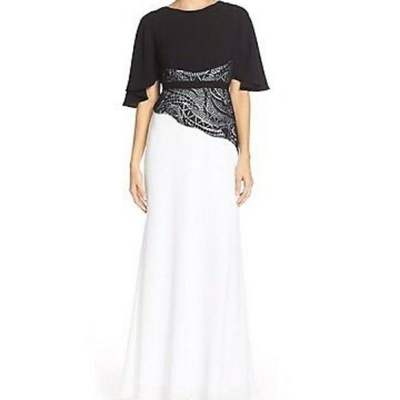 f9ed7389a6e1 BCBGMaxAzria Dresses | Elayna Embroided Lace Applique Gown | Poshmark