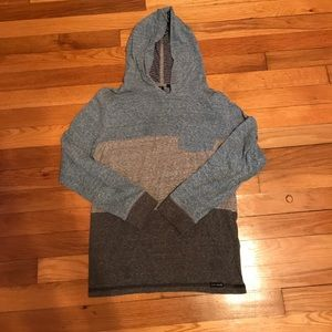 Ocean Current Other - Boys Hooded tee