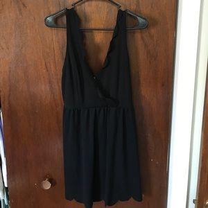 Cooperative Dresses & Skirts - Scalloped LBD