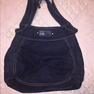 FOSSIL purse handbag - Black