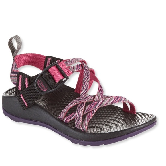 Chaco Shoes | Girls Chacos Faded Pink