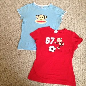 Paul Frank Tops - Paul Frank Tee Duo