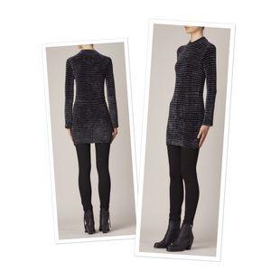 Maison Martin Margiela Dresses & Skirts - Madison Martin Margiela 'Chenille' charcoal dress