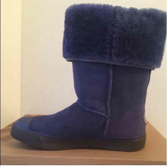 UGG Delaine Blue New Sneaker Boot