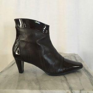 Vaneli Shoes - Vaneli leather ankle boots
