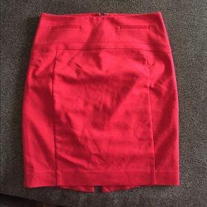 RED HOT express skirt