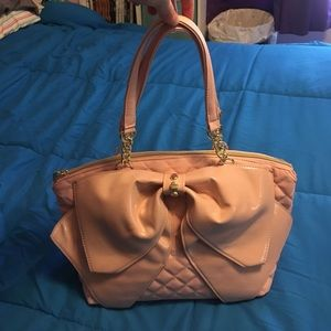 SALE** Betsey Johnson Bow Purse
