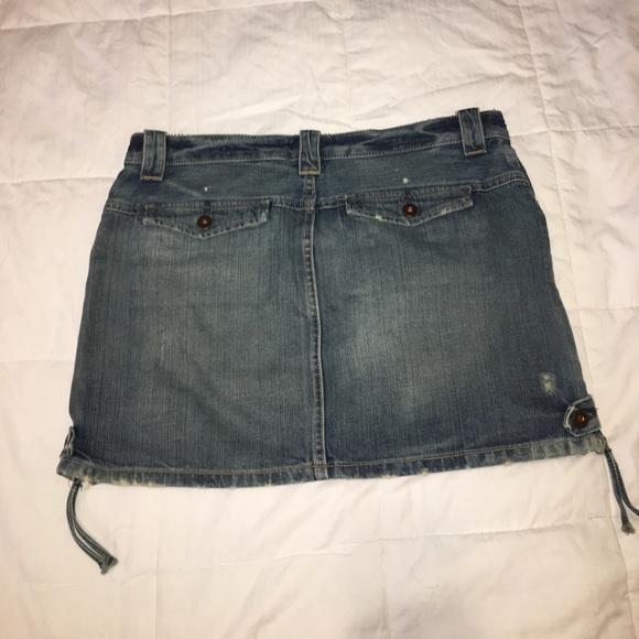 56 dresses skirts chic denim mini skirt by pjc rl