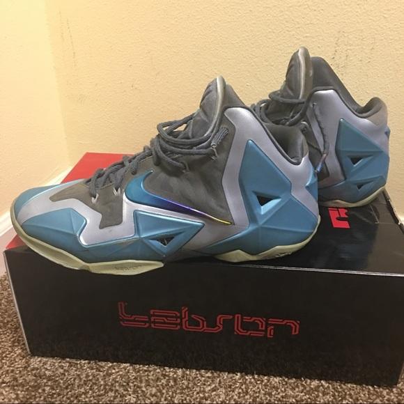 27db8c0464c1 Lebron XI Armory Slate Gamma Blue 11. M 591739db620ff788a10a8d12