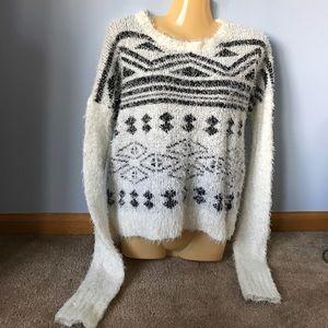 Mudd Fuzzy Sweater