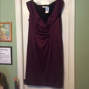 Evan Picone Dresses & Skirts - Evan Picone NWT Purple Cocktail Dress Size 14.