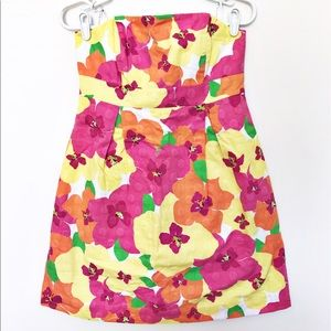 Lilly Pulitzer Dresses & Skirts - Strapless Lilly Sun Dress