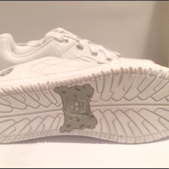81 lexani other lexani mens shine white skate shoes