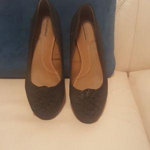 Cloud 9 Shoes - Dressy Gray flats
