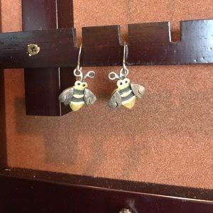 Jewelry - Bee earrings