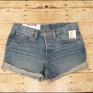 NWT Urban Outfitters BDG denim shorts, size 26