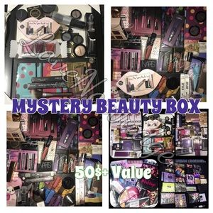 Urban Decay Other - NEW AUTHENTIC HIGH END MYSTERY MAKEUP BOX 50$value
