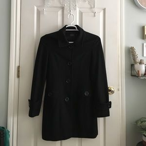 Adriana New York Jackets & Blazers - Black peacoat