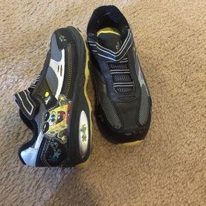 info for 8f8c0 201f6 SpongeBob Squarepants Shoes - Spongebob Square pant light up toddler  sneakers