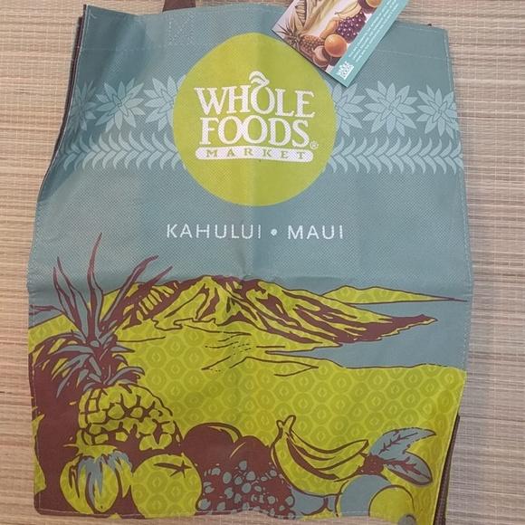 Whole Foods Hawaii Bag
