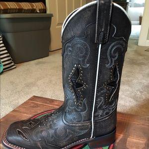 NWT Dan Post Laredo boots. 8M.