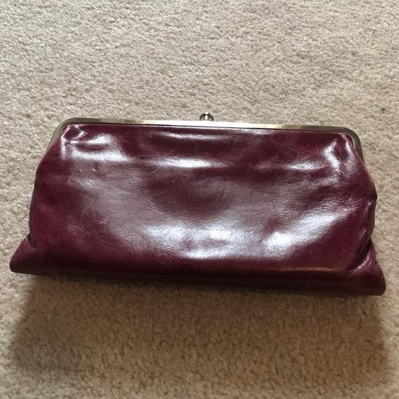 Hobo Bags Original Lauren Double Frame Clutch Wallet Poshmark
