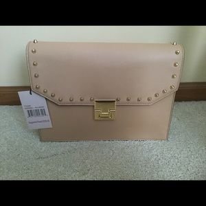 Ivanka Trump Handbags - New Ivanka Trump Hopewell Palomino flap crossbody