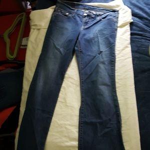 Lucky jeans size 29 long sweet n' low